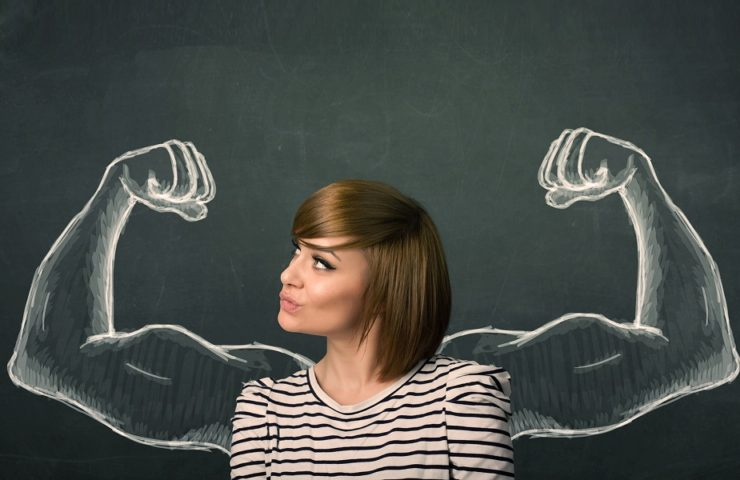 Strengthen your success muscles